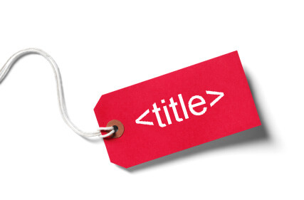 How to Use Pipes in Title Tags...