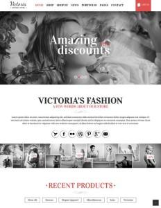 14 Best WordPress Fashion Themes 2017