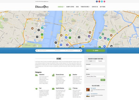 9 local and global wordpress directory themes 2019
