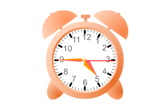 How to Add Animated Flash Clock in Blogger (with Pictures)