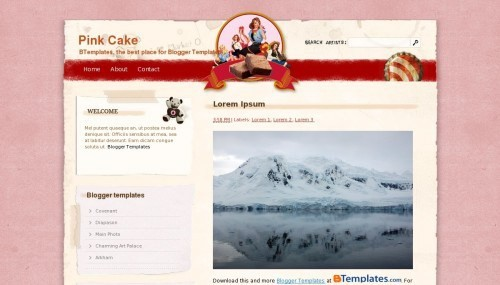 16 best food recipe blogger templates 2018 usefulblogging best food recipe blogger templates 4 forumfinder Image collections