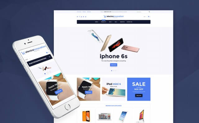 free shopify templates - 10 best shopify themes with beautiful blog design 2018