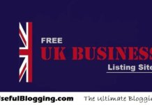 Free UK Business Listing Sites
