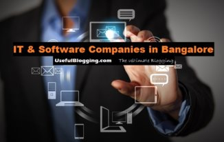 Top 10 IT & Software Companies in Bangalore, India 2017
