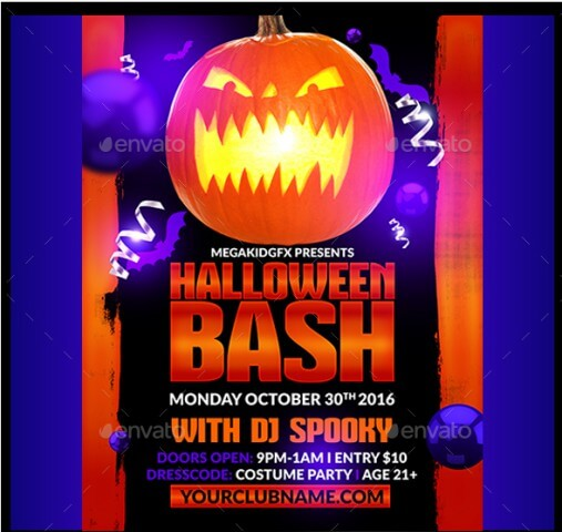 awesome-halloween-psd-party-flyer-templates-3