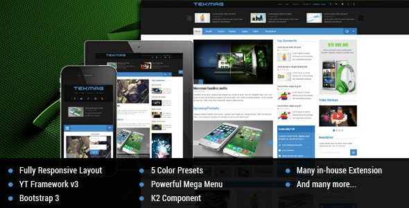 joomla k2 demonstrate organize article