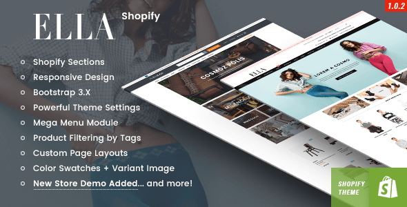 Top 15 Best Clothing & Fashion Shopify Themes for 2019