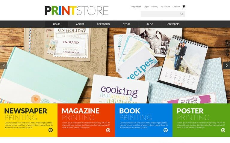 5 Best Printing Shop WooCommerce Themes for WordPress 2019