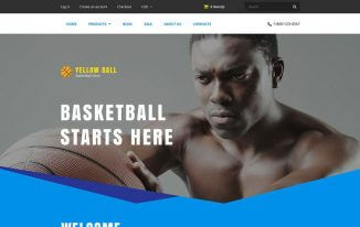 Top 9 Awesome Shopify Themes 2017: Start Your Sports Shop