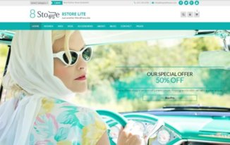 20 Best Free eCommerce WordPress Themes for Online Stores 2017