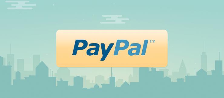 Thêm nút đóng góp của PayPal