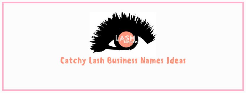 Lash Business Names
