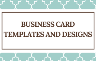 8 Best Creative Business Card Templates and Designs 2017