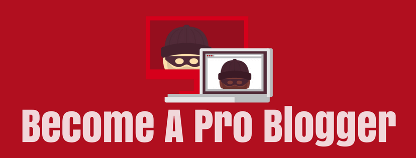 Become A Pro Blogger